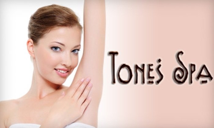 Tones Spa - Unionport: $40 for an Oxygen Facial or a Waxing Package at Tones Spa in the Bronx (Up to $90 Value). Choose Between Two Locations.