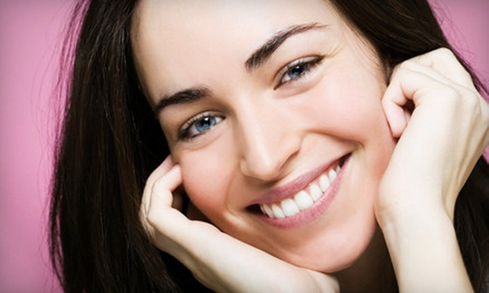 The OC Center for Facial Plastic Surgery - Irvine Medical and Science Complex: $1,499 for a Laser Upper-Eyelid Lift at The OC Center for Facial Plastic Surgery in Irvine ($3,199 Value)