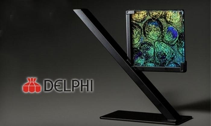 Delphi Creativity Center - Delhi: $37 for Fusing Is Fun Class at Delphi Creativity Center (Up to $75 Value)