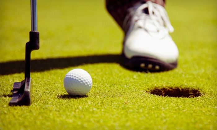 Brooklyn Golf Center - New York City: Mini Golf or 18 Holes of Golf for Two at Brooklyn Golf Center