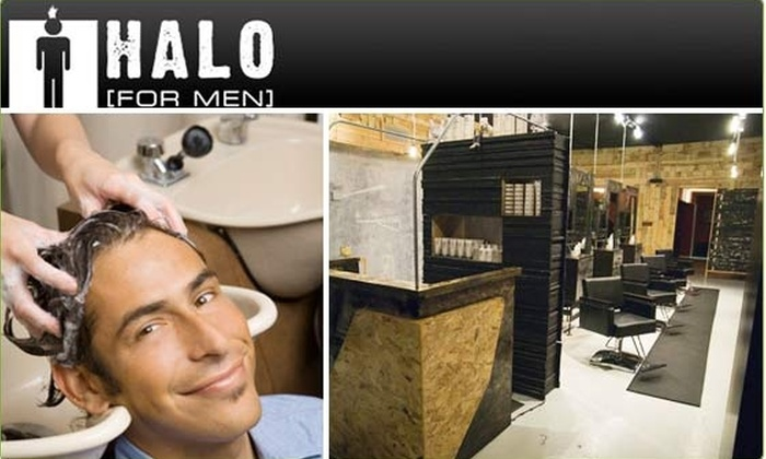Halo Chicago - Chicago: $22 for Men's Haircut & Lots More From Halo Men's Spa