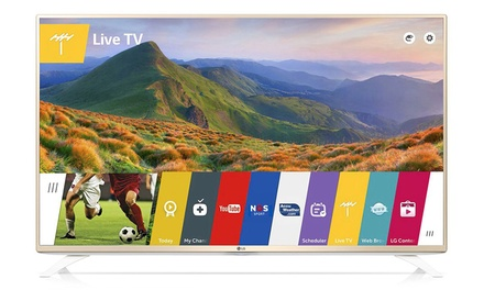 "LG 43"" 4K Ultra HD LED Smart TV Freeview HD"