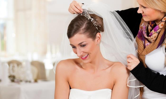 VIVIANA HILL - San Antonio: Bridal Updo-Styling Session from VIVIANA HILL (55% Off)