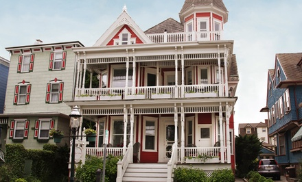 Stay at The Virginia Cottages in Cape May, NJ. Dates into November.