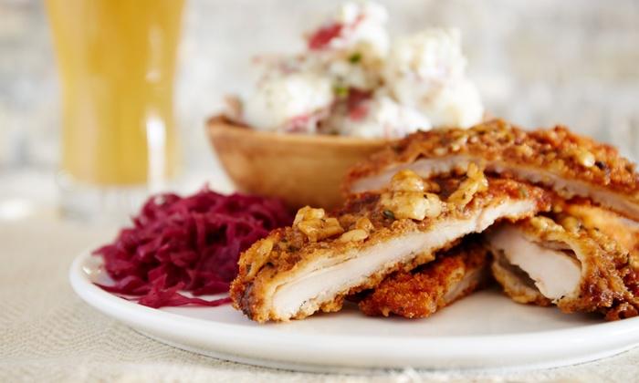 Edelweiss Restaurant - Norridge: $12 for $20 Worth of German Lunch Food at Edelweiss Restaurant