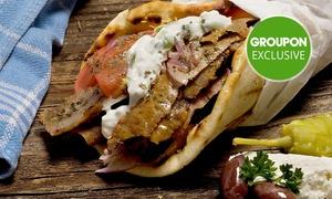 Abra Kebabra: Regular Kebabs - One ($9), Two ($17), or Four ($33) at Abra Kebabra, Mt Wellington (Up to $48 Value)