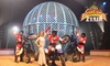 Circus Zyair - Circus Zyair: Circus Zyair: Two or Four Earlybird Tickets with Popcorn, 23–28 March at Hemel Hempstead Station Road (Up to 70% Off)