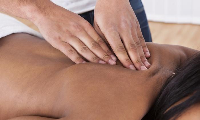Hands of Healing Massage & Spa Studio - Hayward: One or Three 50-Minute Swedish/Deep-Tissue Massages at Hands of Healing Massage & Spa Studio (Up to 56% Off)