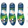 Cushioned Foam Insoles (3-Pack)
