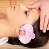 Up to 57% Off Massage with Manicure or Footbath