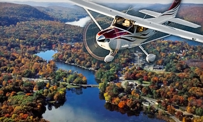 Sky Training LLC - Greenwood Lake Airport: Discovery Flight for One or Two from Sky Training LLC (Up to 53% Off)