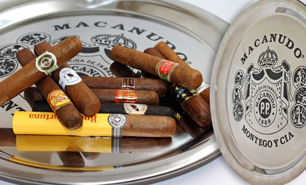 Summer Cigar Samplers from Mike's Cigars
