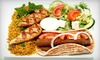 Up to 55% Off Mediterranean Food at Gyros House