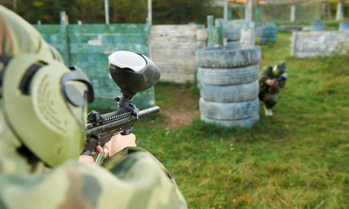 SWAT Paintball - SWAT Paintball: Two-Hour Paintball Game From R940 at SWAT Paintball (Up To 60% Off)