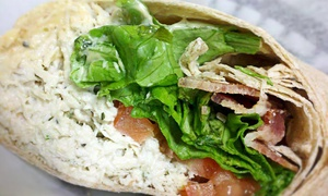 Mindy B's Deli: Sandwiches and Deli Fare at Mindy B's Deli (45% Off). Two Options Available.