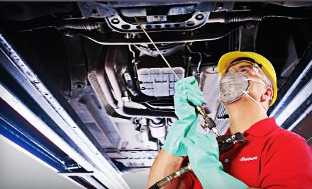 Ziebart Auto Undercoating Ziebart Groupon