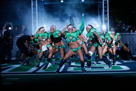 Legends Football League Game for One or Four at ShoWare Center on Friday, May 2, at 9 p.m. (Up to 48% Off)