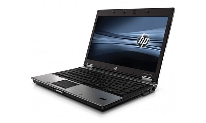"HP Elitebook 14"" Laptop with a Core i5 Processor, 4GB RAM, 250GB Hard Drive and Windows 7 Professional: HP Elitebook 14"" Laptop with a Core i5 Processor, 4GB RAM, 250GB Hard Drive and Windows 7 Professional"