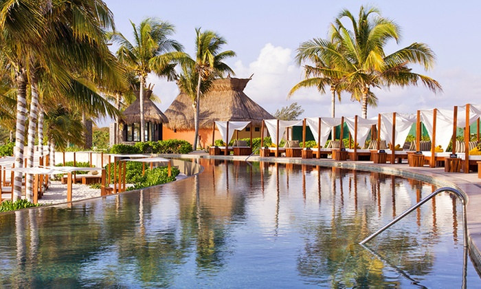 Villa Del Palmar Cancun Beach Resort Stay With Airfare From Vacation Express