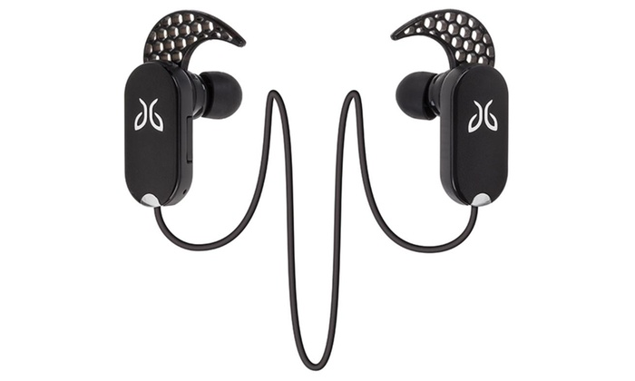 jaybird freedom sprint wireless bluetooth headphones with mic groupon. Black Bedroom Furniture Sets. Home Design Ideas