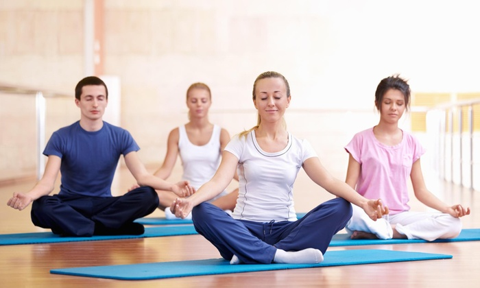 Find Your Light Yoga NY - Commack: Ten Yoga Classes at Find Your Light Yoga NY (65% Off)
