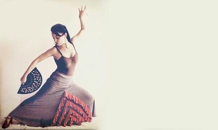 8 o 12 lezioni di flamenco