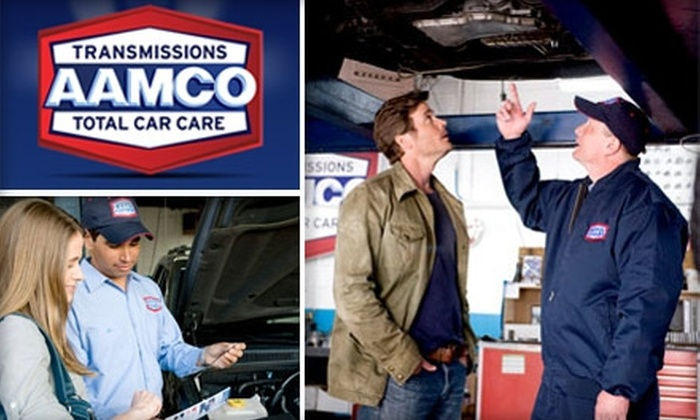 AAMCO Transmissions  - Fairfax: $19 for 3,000-Mile Service Package Plus Winter Weather Check at AAMCO Transmissions ($39.95 Value)