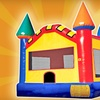 Half Off Bounce-House Rental