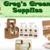 Half Off at Greg's Green Supplies