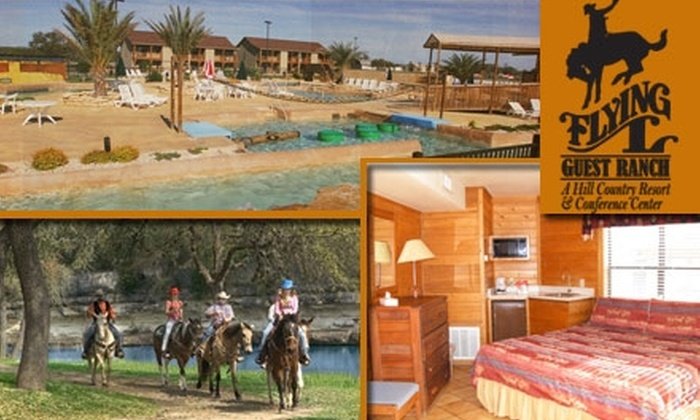 Flying L Guest Ranch - San Antonio: $74 for a Two-Day and One-Night Stay at Flying L Guest Ranch