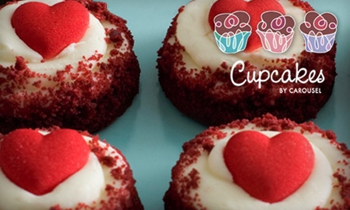 Cupcakes by Carousel - Ridgewood: $10 for $20 Worth of Baked Goods at Cupcakes by Carousel in Ridgewood