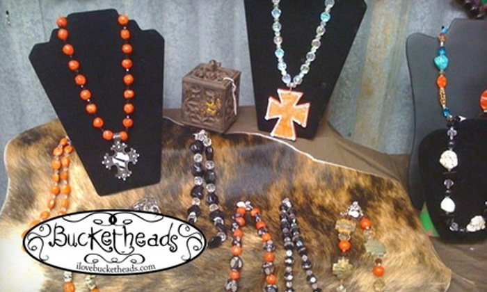 Bucketheads - Park Central Area: $12 for $25 Worth of Clothing, Accessories & More at Bucketheads