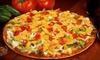 Happy Joe's Pizza & Ice Cream  - Rockford: $10 for $20 Worth of Pizza and More at Happy Joe's Pizza & Ice Cream