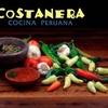 57% Off Peruvian Cuisine at Costanera