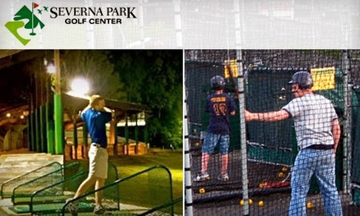 Severna Park Golf Center - Arnold: $10 for $20 Worth of Activities at Severna Park Golf Center in Arnold