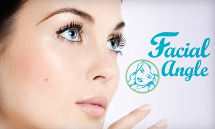 Esthetique Facial Angle Ltée - West Centre Town - Little Italy - Civic Hospital East: $16 for One Eyebrow Shaping and Upper-Lip Waxing at Esthetique Facial Angle Ltée ($32 Value)