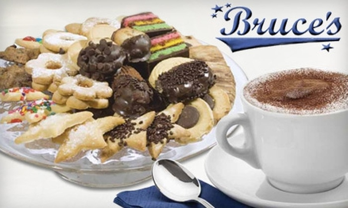 Bruce's Bakery - Chelsea: $10 for $20 Worth of Classic Deli Fare, Desserts, and More at Bruce's of Manhattan