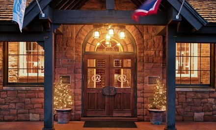 2-Night Stay for Two Adults and Up to Two Kids 12 or Younger with Sleigh Ride for Two, Valid February 17April 9 - The Wort Hotel in Jackson