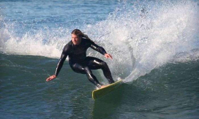 Rider Shack - Culver - West: $10 for Surfboard Rental at Rider Shack