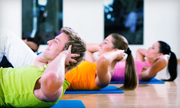 Sweat Fitness - Multiple Locations: 10 or 20 Fitness Classes at Sweat Fitness (Up to 85% Off)