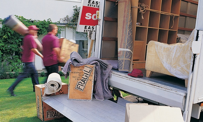 Start Moving - Fort Lauderdale: $199 for Two Hours of Local Moving Services with Two Movers from Start Moving ($330 Value)