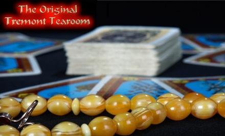 The Original Trement Tearoom - The Original Tremont Tearoom in Boston