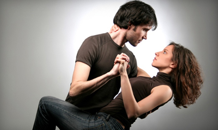 It's a Great Day for Dancing - Asheville Ballroom: $25 for a Ballroom-Dance Package with Two Private Lessons and a Group Party at It's a Great Day for Dancing ($80 Value)