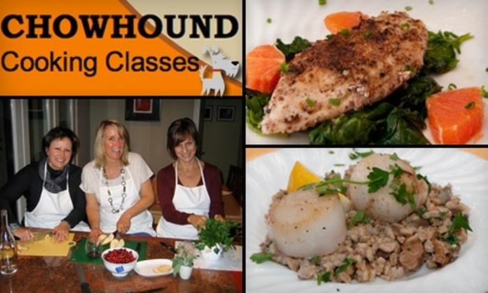 Chowhound Cooking Classes - Santa Cruz: $30 Small Plates Santa Cruz Class at Chowhound Cooking Classes ($60 Value)