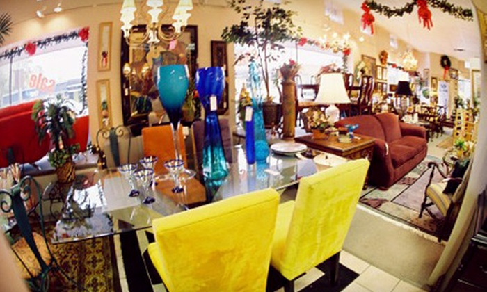 Top Drawer - College Park: Designer Clothing or Furniture at Top Drawer Couture Consignments or Top Drawer Consignments