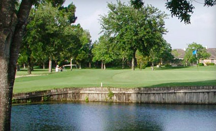 Golf Outing for 2  - Country Place Golf Club in Pearland