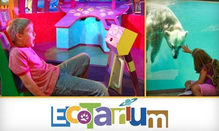 EcoTarium Museum of Science and Nature - Hamilton: $6 General Admission Ticket to EcoTarium Museum of Science and Nature (Up to a $12 Value)