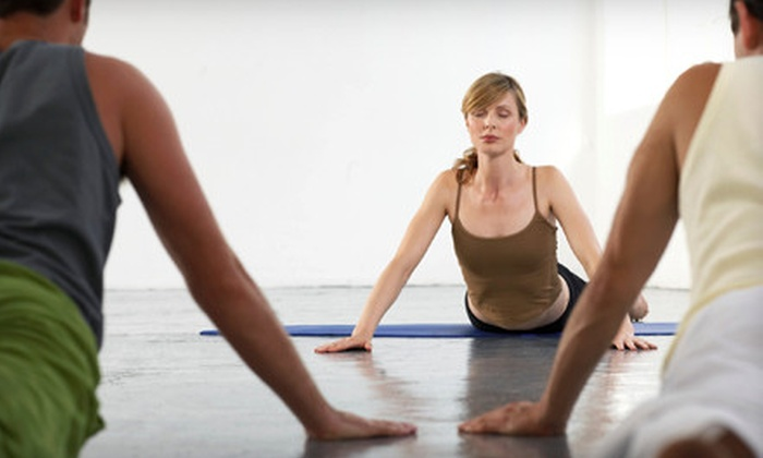 North Shore Yoga - Beverly: 5 Specialty Classes, 10-Class Pass, or 20-Class Pass at North Shore Yoga in Beverly (Up to 75% Off)
