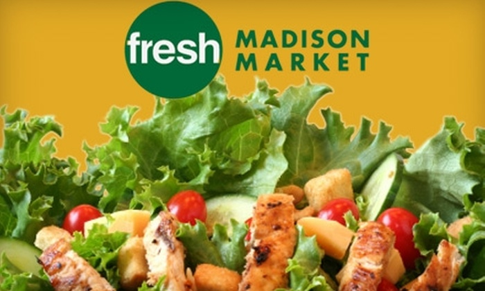 Fresh Madison Market - Madison: $10 for $20 Worth of Groceries at Fresh Madison Market