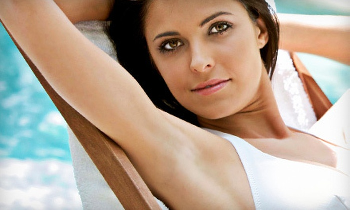 Community Medical Clinic & Spa - El Paso: Six Laser Hair-Removal Treatments on a Small, Medium, or Large Area at Community Medical Clinic & Spa (Up to 84% Off)